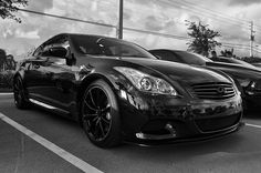 Infiniti G37S by MarkMargulies, via Flickr