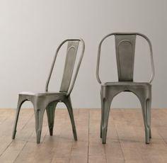 Vintage Steel Play Chair