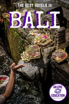 BEST HOTELS IN BALI, INDONESIA  When selecting the best Bali hotels, we think as family travelers, but the best Bali resorts & hotels are great for everyone. Look here for the best hotels in Ubud, the best hotels in Nusa Dua, the best hotels in Sanur, the best hotels in Seminyak, the best hotels in Kuta & best hotels in Legian | Bali Indonesia | Bali Travel Tips | Bali Honeymoon | Bali Villa | Bali Resorts | Seminyak Hotels | Ubud Bali Villas | Bali with Kids | Bali Vacation Resorts