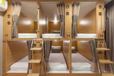 Best hostels in Bangkok - d box hostel