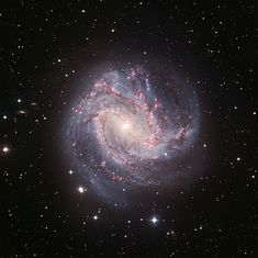 423 отметок «Нравится», 3 комментариев — EXOGALAXIES  (@exogalaxies) в Instagram: «Here is the Big, bright, and beautiful thousand ruby galaxy, it's a spiral galaxy also known as…»