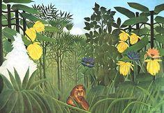 Henri Rousseau, dit le Douanier - Galerie