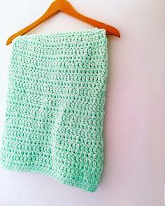 Yummy Crochet Blanket  £30.00
