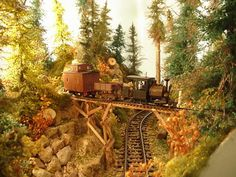 Logging & Mining - Model Railroad Forums - Freerails