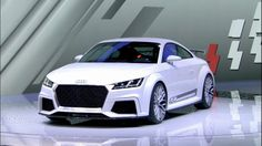 2018 Audi TT Perfomance, Review and Price