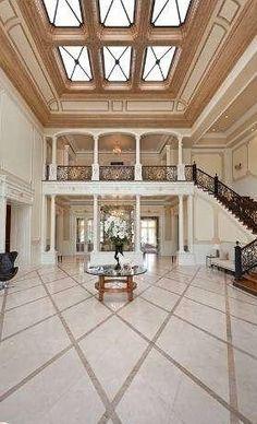 Luxury Mansions-Foyers⭐️