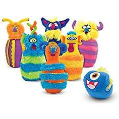 Buy Melissa & Doug Monster Bowling from BrightMinds. Leading UK Online Educational Kids Gifts and Childrens Toy Shop for Melissa & Doug Monster Bowling Bowling Games For Kids, Nordstrom, Melissa & Doug, Monster S, Monster Party, Monster Games, Gross Motor Skills, Toddler Toys, Baby Toys