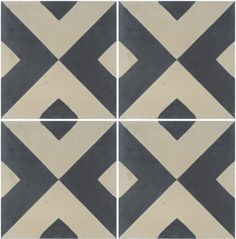 All of our cement tile is responsibly sourced from Turkey, Mexico and Morocco. We carry a variety of shapes, sizes, patterns and finishes in stock but can also customize any tile based on your particular project! Our offerings include a wide range of traditional matte finishes and an exclusive limited offering of high-polished, or Terrazzo style, tile made in Istanbul. Do you want to customize a pattern? Contact us, we'd love to workwith you. Questions about installing and maintaining…