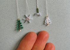 Peppercorn Minis: Tree, star and candle
