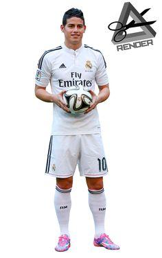 James Rodriguez Real Madrid 2014 2015