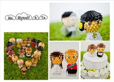 Me, Myself & Te  Me, Myself & Te  is run by Collette Te. We are based in London but also work throughout the UK & Worldwide. We have a consultation service through phone & email. We pride ourselves on being able to provide our customers with the highest quality personalized wedding cake & birthday cake toppers. Our 3D origami products are very unique and no 2 will ever be the same. Wedding Directory London Wedding Cakes in London UK wedding supplier London wedding supplier approved wedding…