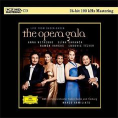 The Opera Gala: Live From Baden-Baden Numbered Limited Edition K2 HD Import CD