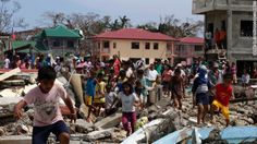 Typhoon Creates Health Crisis in the Philippines. Human responses and short term cultural effects.