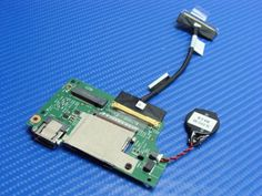 Dell-Inspiron-13-5368-2-in-1-13-3-034-Genuine-USB-Card-Reader-Board-w-Cable-3GX53