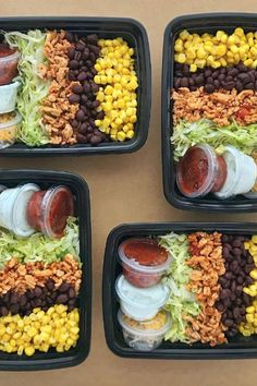 25 Healthy Meal-Prep Lunches That Go Way Beyond Boring Sandwiches food clean eating food healthy food ideas food photography food plan food recipes Plats Healthy, Healthy Snacks, Healthy Recipes, Healthy Cold Lunches, Meal Prep Recipes, Keto Recipes, Cold Lunch Recipes, Delicious Recipes, Prepped Lunches
