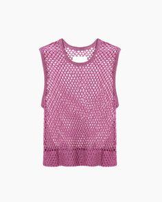 MAISON MARGIELA DÉFILÉ | Knit Shell | Shop @ La Garçonne