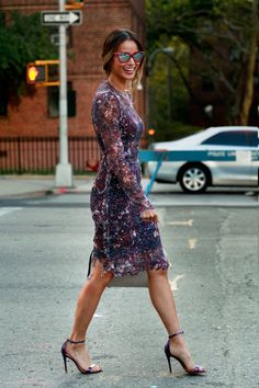 75c2ad25045ffb Style Diaries  See All of Jamie Chung s Fashion Week Looks in One Place
