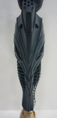 【More Than Human】type-Unicorn, 3D printed prosthetic.