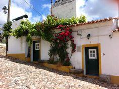 Cabeço de Vide, Alentejo (typical houses from Alentejo), Portugal