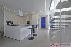 Arredo per residenza privata, Pianezzo, 2014 - archidé - interior design - Icappa #falmec Rubik E.ion