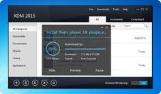 Nuova interfaccia grafica e altre novità in Xtreme Download Manager 2015.