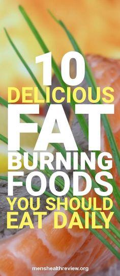 "10 Best Fat Burning Foods – ""Eat Food to Burn Fat"""