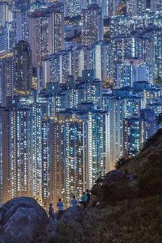 Hong Kong - quite a visual