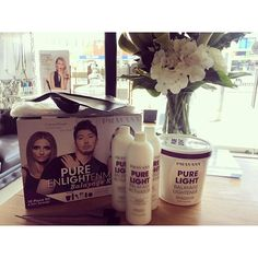 Guy tang powder lightener balayage kit is in the house @guy_tang @guy_tang and it is an ahhhmazing-mazing ...
