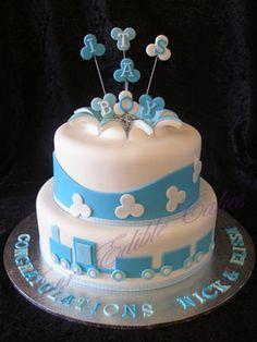 baby shower cakes for boys | Boys baby shower cake