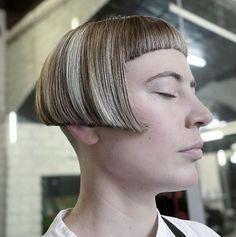 Short Bob Haircuts, Bob Hairstyles, Short Bangs, Hair Models, Statistics, Bobs, Salons, Hair Cuts, Facts