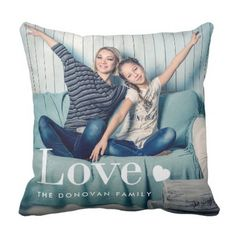 Personalized Pillows, Custom Pillows, Decorative Throw Pillows, Personalized Gifts, Scatter Cushions, Overlays Cute, Photo Pillows, Photo Heart, Personal Photo