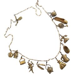 Clearly Charming Pansy Italian Charm Bracelet Link