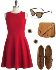 Taylor Swift: Red Outfit