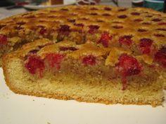 Frangipane tart | Crostata frangipane (ricetta di Ernst Knam) | Fatti prendere per la gola Afternoon Snacks, Mozzarella, Tea Time, Banana Bread, Food And Drink, Baking, Desserts, Cakes, Biscotti
