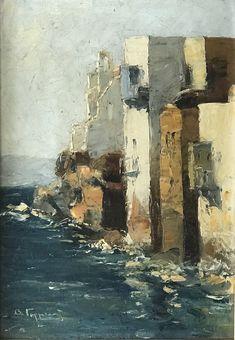 Γερμενής - Germenis Μύκονος - Mykonos Greek Paintings, Painters, Walls, Artists, Decoration, Decor, Decorations, Decorating, Artist
