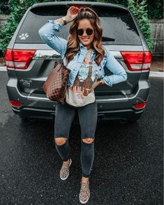 Cute Country Outfits, Southern Outfits, Casual Fall Outfits, Trendy Outfits, Winter Outfits, Grunge Outfits, Country Girls, Band Tee Outfits, Mom Outfits