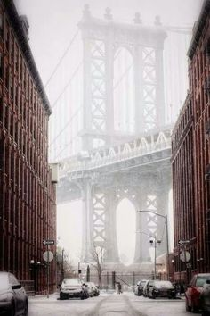 Washington St. Brooklyn What an incredible view....OMG