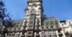 Palácio Barolo em Buenos Aires #argentina #viagem