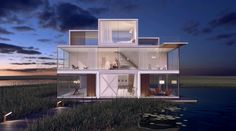 Tetris House ©