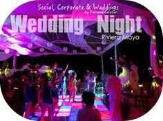 Social, Corporate & Weddings by Fernando Salazar No es un concepto de fiesta, es una manera divertida de vivirla y gozarla. Lugar: Riviera Maya Evento : Boda #djfersalazar #bodasrivieramaya #socialcorporatewedding #weddingdj #weddingdjmexico #mexicanwedding #bodamexico #bodasplayadelcarmen