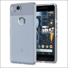 Spigen Liquid Crystal Google Pixel 2 Clear Case