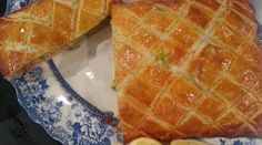 Jane Beedle's Salmon and Pesto Pastry Parcels