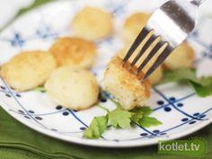 Kulki ziemniaczane Fork, Side Dishes, Tableware, Recipes, Dinnerware, Tablewares, Forks, Ripped Recipes