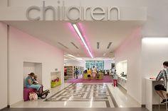 Roseville Library Children Kids Area