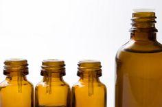 vinegar and essential oils
