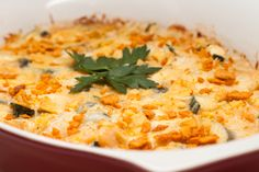 fall squash casserole #thanksgiving #recipe #christmas #holidays #party #ryanscott
