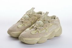 c4e9aceed Adidas Yeezy 500 Super Moon Yellow DB2966 Real Boost4 Yeezy 500