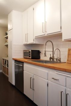 Kitchen Before & After: A Smart Kitchen Renovation For Under $7000