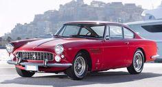 Photo FERRARI 330 America coupé 1963 - médiatheque Motorlegend.com