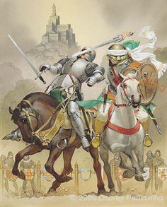 Guerra de Granada, 1482-1492